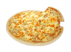 Pizza Top Cheese & Chicken